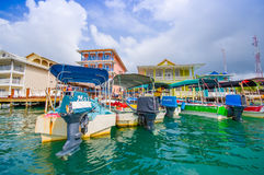 Bocas del Toro Panama stock images