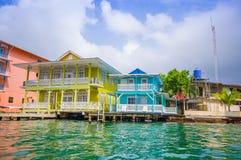 Bocas del Toro Panama royalty free stock photo