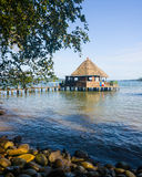 Bocas Del Toro Panama. Careneros Island Bocas Del Toro Panama Central America royalty free stock photo