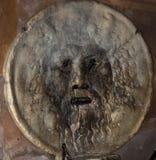 Bocca della Verità. The Mouth of Truth in Rome, Italy Royalty Free Stock Photography