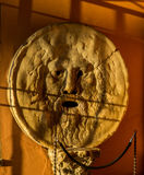 The Mouth of Truth (Bocca della Verità), Rome  Stock Image
