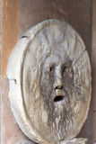 The Bocca della Verità in Rome Stock Photo