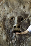 Bocca della Verita. Royalty Free Stock Photo