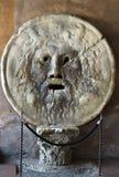 Bocca della Verita. The Mouth of Truth - lie detector Royalty Free Stock Image