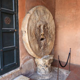 Bocca della Verita - Mouth of Truth Stock Photos