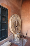 Bocca della Verita - Mouth of Truth Stock Photography