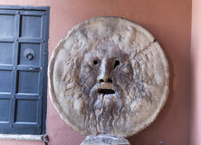 Bocca della Verita The Mouth of Truth Stock Photos