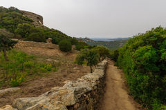 Bocca Di Roccapina Royalty Free Stock Images