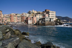 Boccadasse Royalty Free Stock Image