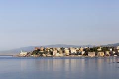 Boccadasse, Gênes Photos stock