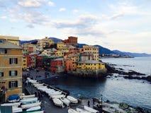 Boccadesse di Genova Fotografie Stock