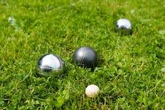 bocce шариков стоковые фото