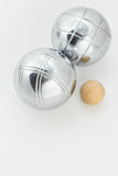 Bocce Balls Royalty Free Stock Photography