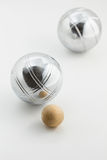 Bocce Balls Royalty Free Stock Photography