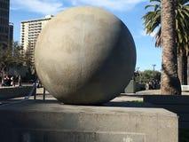 Bocce bollar, att rulla och rulla, 2 arkivbild
