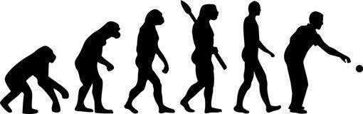 Boccia ewolucja Zdjęcia Royalty Free