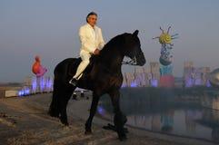 Andrea Bocelli Obraz Royalty Free
