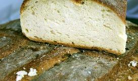 Bochenek chleba dom dla sprzedaży w południowej piekarni Fotografia Royalty Free