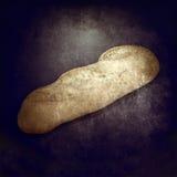 Bochenek chleba grunge tło Zdjęcia Stock