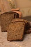 Bochenek chleba i żyta ucho Obraz Royalty Free