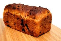 bochenek chlebowa cynamonowa rodzynka Obrazy Royalty Free