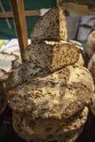Bochenek domowej roboty chleb, posiłek durum banatka zdjęcia royalty free