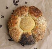Bochenek speicality Oziarniony chleb Zdjęcie Stock