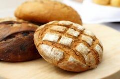bochenka chlebowy różny rodzaj Fotografia Royalty Free