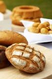 bochenka chlebowy różny rodzaj Obrazy Stock
