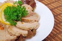 bochenka mięso Zdjęcia Stock
