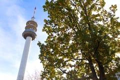 Bochum Duitsland in de herfst royalty-vrije stock foto
