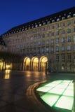 Bochum Rathaus Royaltyfri Bild