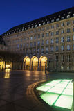 Bochum Rathaus Lizenzfreies Stockbild