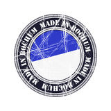 Bochum rubber stamp Stock Image