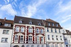 Bochum Tyskland i höst royaltyfria bilder
