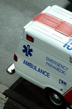 Bock d'ambulance images stock