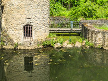 The Bock fortifications. Luxembourg City, Luxembourg Stock Photo