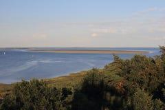 Bock-Insel Deutschland lizenzfreies stockfoto