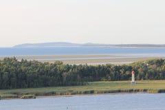 Bock-Insel Deutschland stockfotografie
