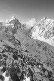 Bockberg från 10.000 fot Arkivbilder