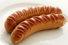 Bockwurst Stock Photo