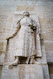 Bocskay, reformation wall, Geneva, Switzerland. Stock Photo
