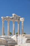 Boczna świątynia Apollo 05 Obrazy Royalty Free
