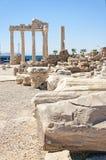 Boczna świątynia Apollo 06 Zdjęcia Royalty Free