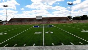 50 boczna linia boiska lokalny boisko piłkarskie zdjęcia royalty free