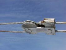 boczne stali świetle szczepu przewód Zdjęcia Royalty Free