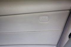 Boczny airbag znak Zdjęcia Stock