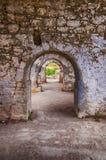 Boczny Bizantyjski szpital 04 Zdjęcia Royalty Free