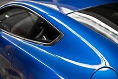 boczny coupe okno Zdjęcie Royalty Free