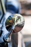 Boczny lustro Zdjęcie Stock